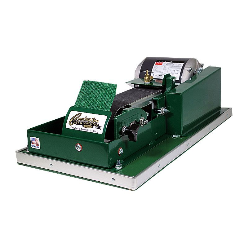 Covington 460 Horizontal Wet Belt Sander