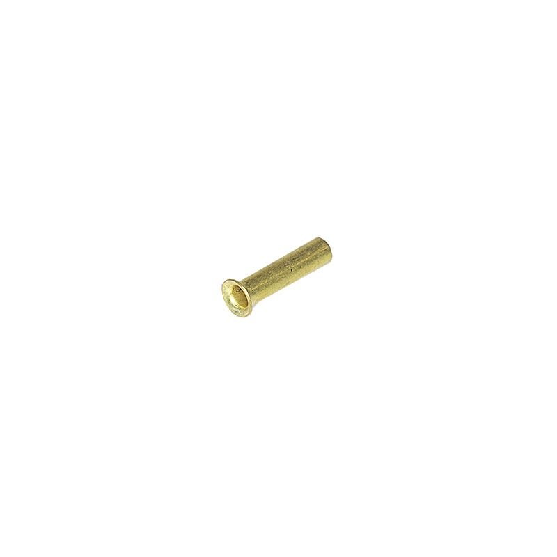 Brass Insert for Polyethylene tubing water lead for Covington Belt Sanders