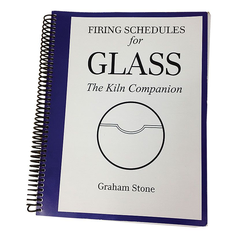 Firing Schedule for Glass by Graham Stone