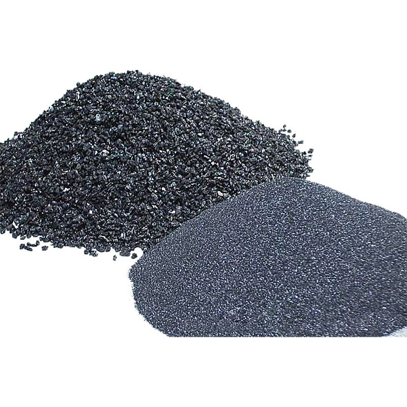 50 Pounds 220 Grit Graded Silicon Carbide