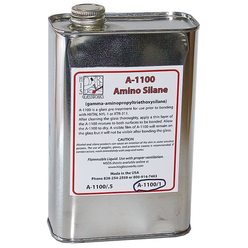 1 Liter A-1100 Amino-Silane Adhesive Pre-Treatment
