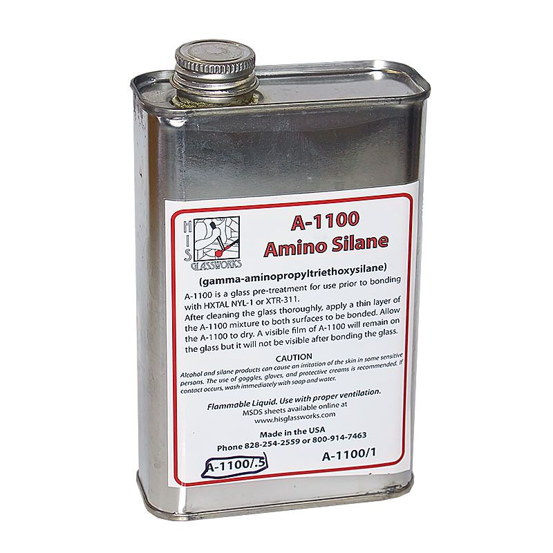1/2 Liter A-1100 Amino-Silane Adhesive Pre-Treatment