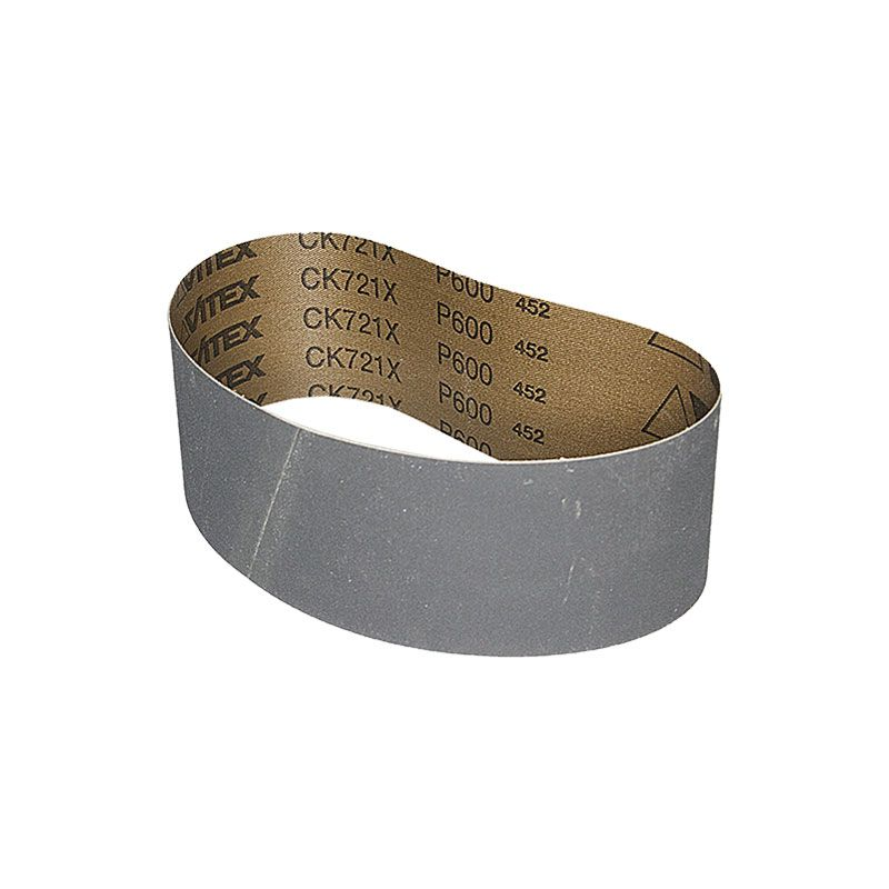2-1/2 Inch x 18-15/16 Inch 600 Grit Silicon Carbide Belt