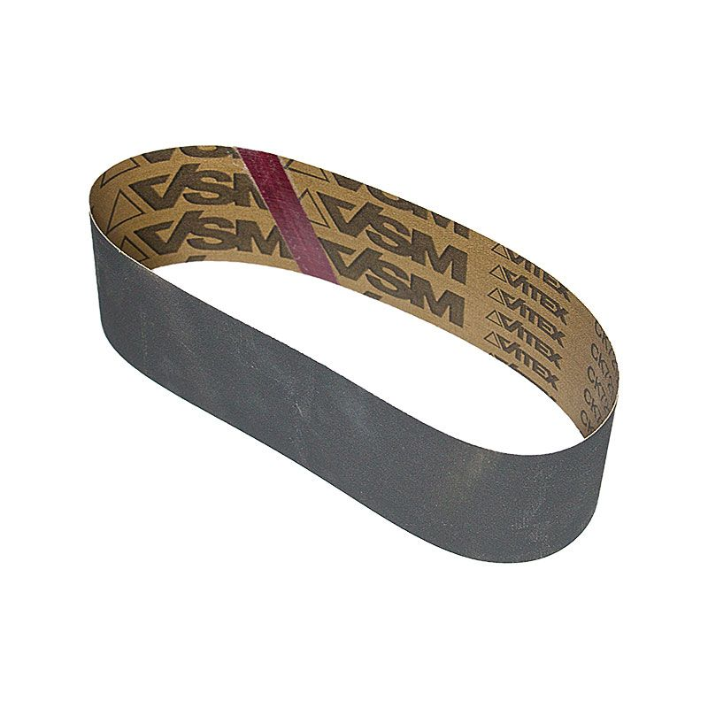 3 Inch x 25-7/32 Inch 600 Grit Silicon Carbide Belt