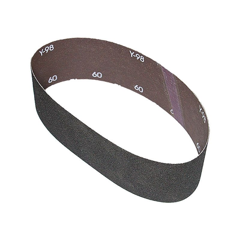 3 Inch x 25-7/32 Inch 60 Grit Silicon Carbide Belt