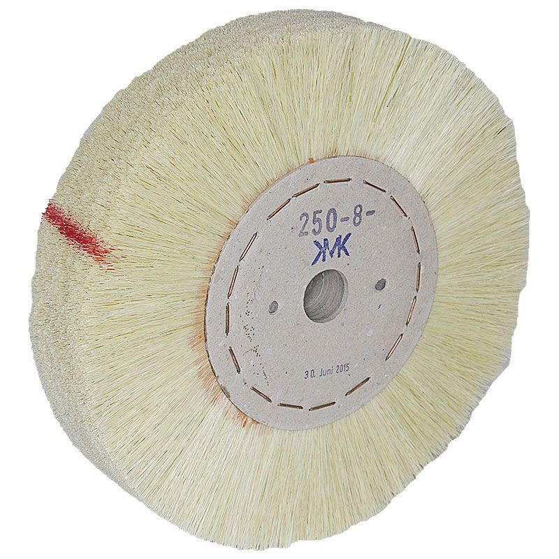 10 Inch Brush Wheel for Pumice