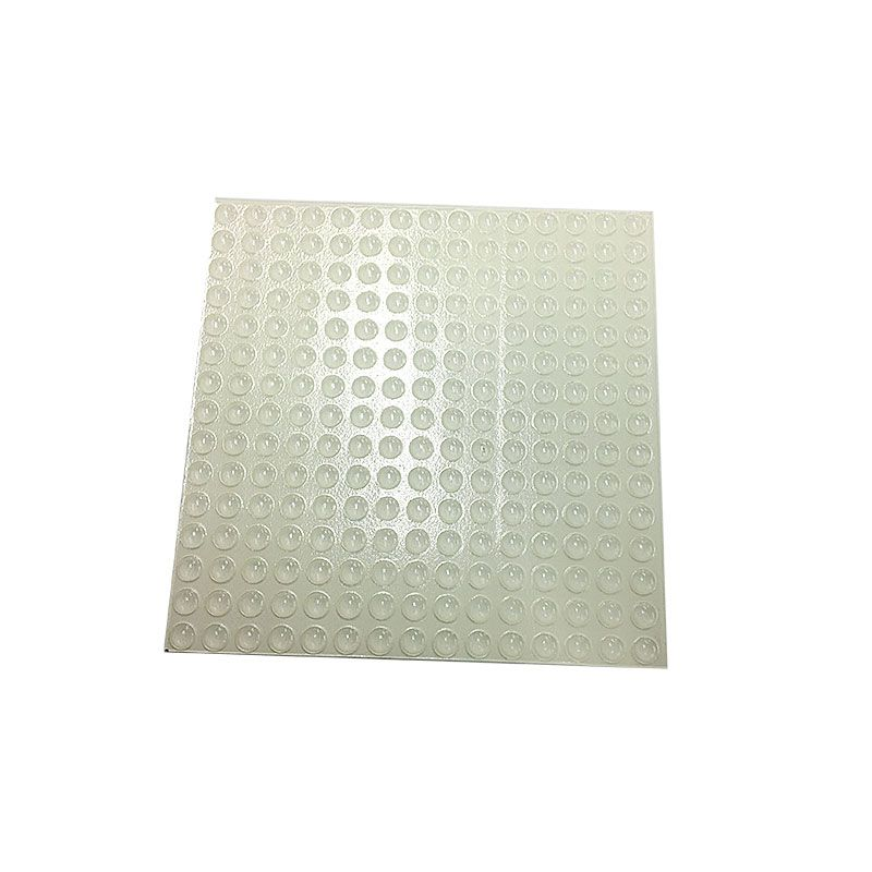 Rubber Hemisphere Bumpons - 225 per Sheet