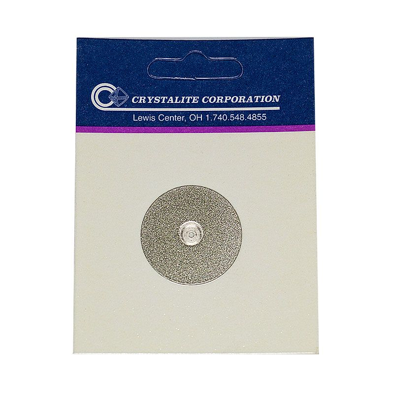 Crystalite Thin Flex 180 Grit Face Disk