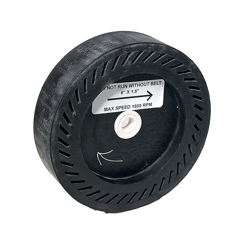 6 Inch x 1-1/2 Inch Expanding Drum