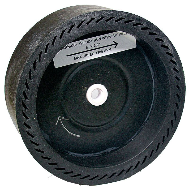 8 Inch x 3 Inch Expanding Drum