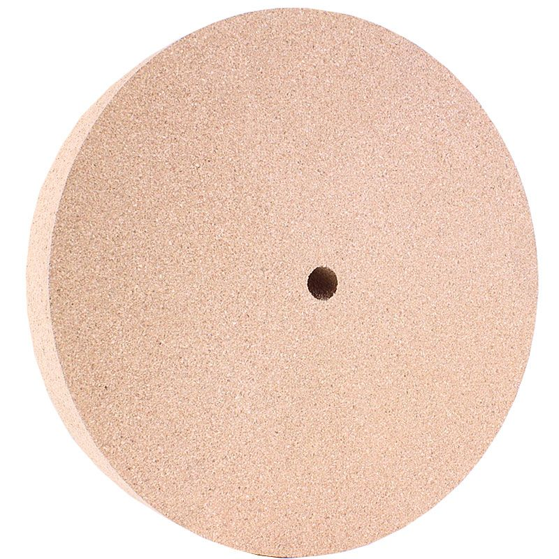 16 inch x 3 Inch Cork Wheel with 1 Inch Arbor
