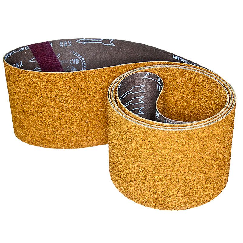 4 Inch x 106 Inch Cork Belt - Pack of 5