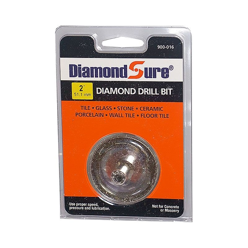 2 Inch Diamond Sure Electroplated Diamond Core Drill