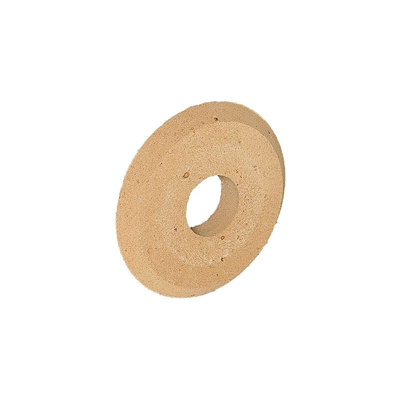 3 Inch x 1/2 Inch V groove (Miter) Brown Polpur Wheel