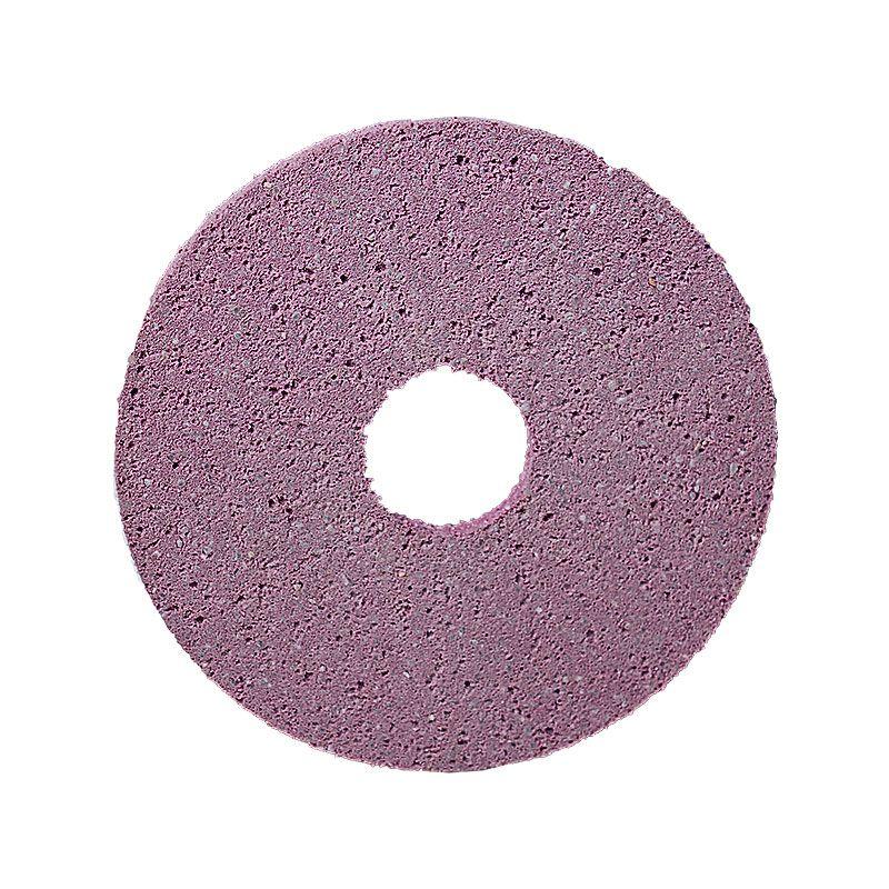 4 Inch x 1/4 Inch Polpur Lapi-T Straight Edge Violet Wheel