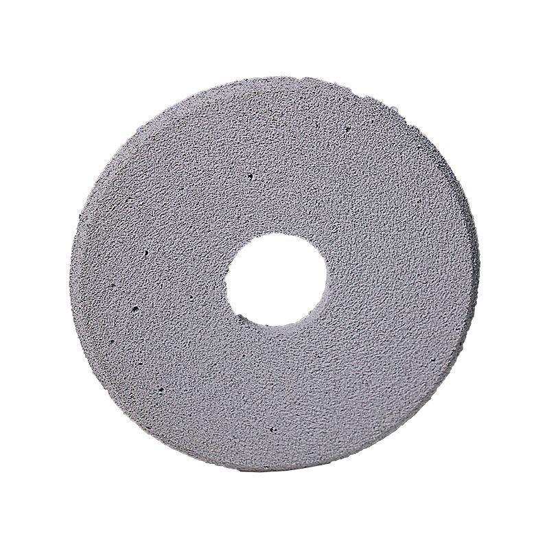 4 Inch x 1/4 Inch Polpur Lapi-T Black V-Wheel