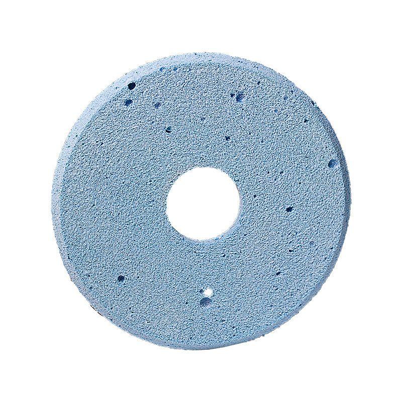 4 Inch x 1/4 Inch Polpur Lapi-T Blue V-Wheel