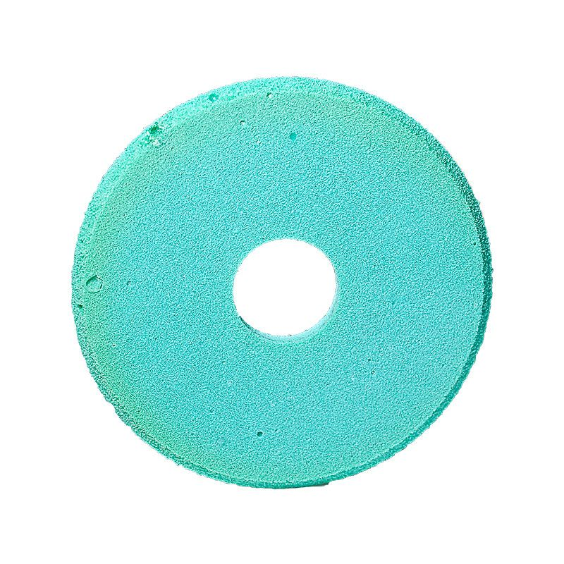 4 Inch x 1/4 Inch Polpur Lapi-T Green V-Wheel