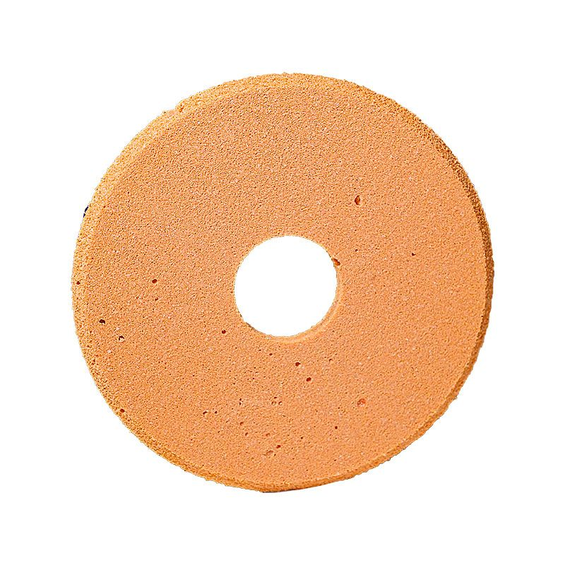 4 Inch x 1/4 Inch Polpur Lapi-T Orange V-Wheel