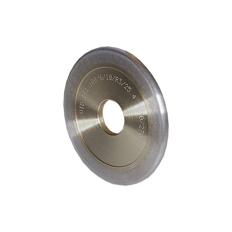 4 Inch x 1/4 Inch 230 Grit Sintered Diamond Full Circle Wheel