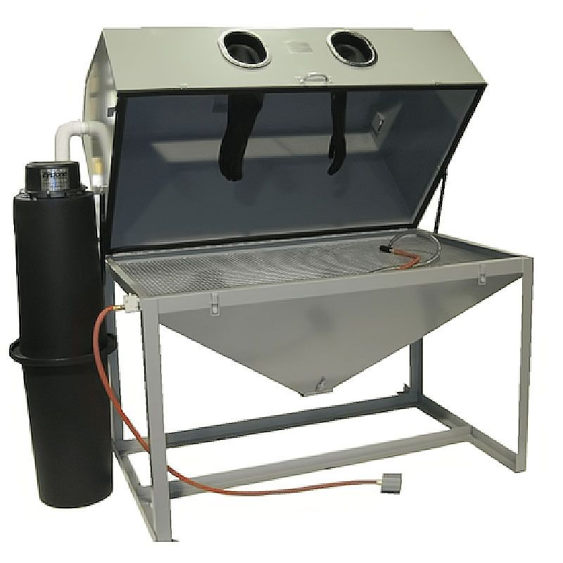 Cyclone FT6035 Full Top Opening Sandblaster