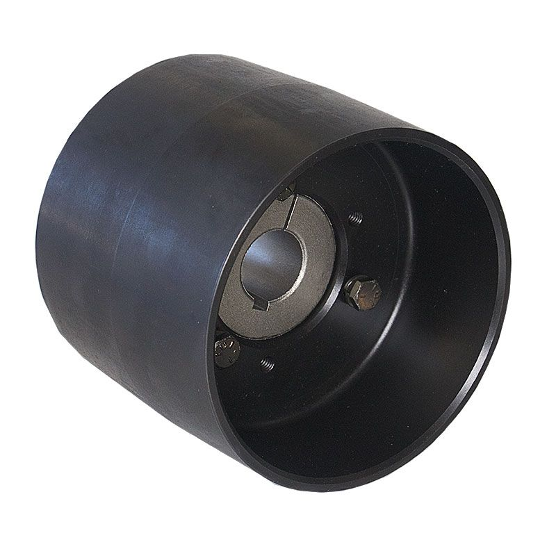Replacement Crown Pulley for 4 inch x 106 inch Wet Belt Sander