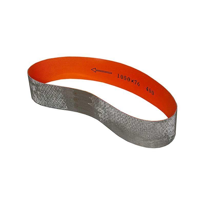 3 Inch x 41-1/2 Inch 400 Grit Diamond Belt