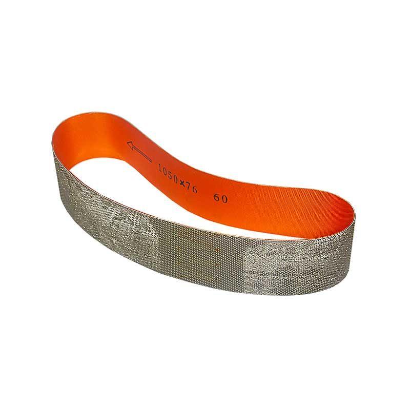 3 Inch x 41-1/2 Inch 60 Grit Diamond Belt