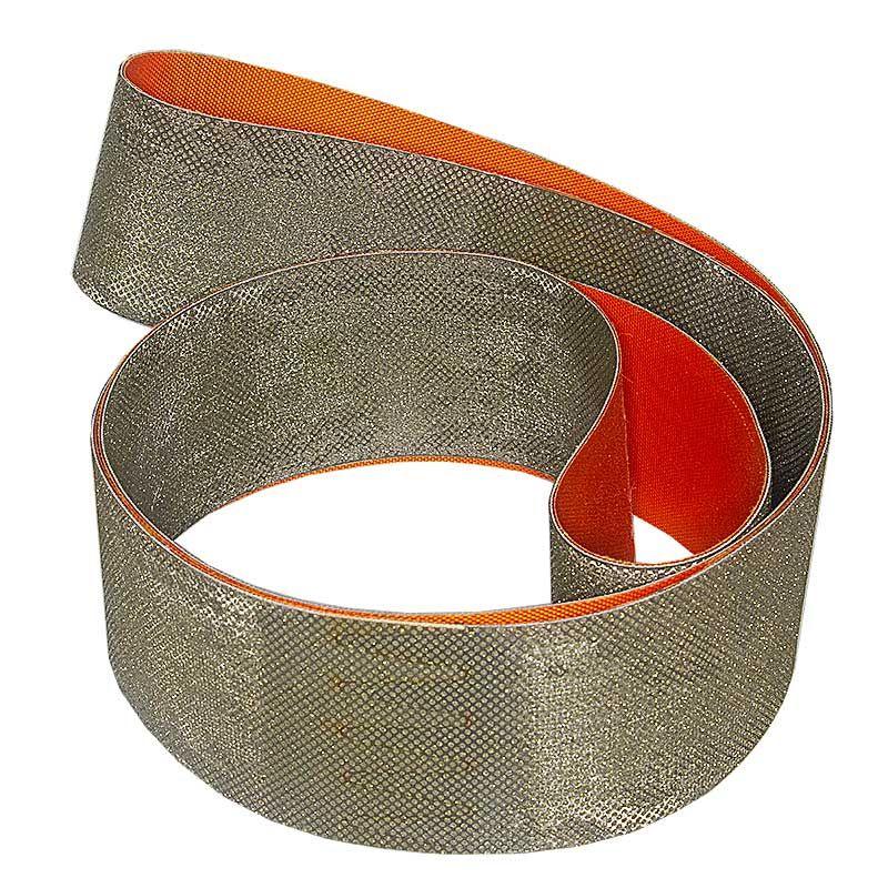 4 Inch x 106 Inch 60 Grit Diamond Belt
