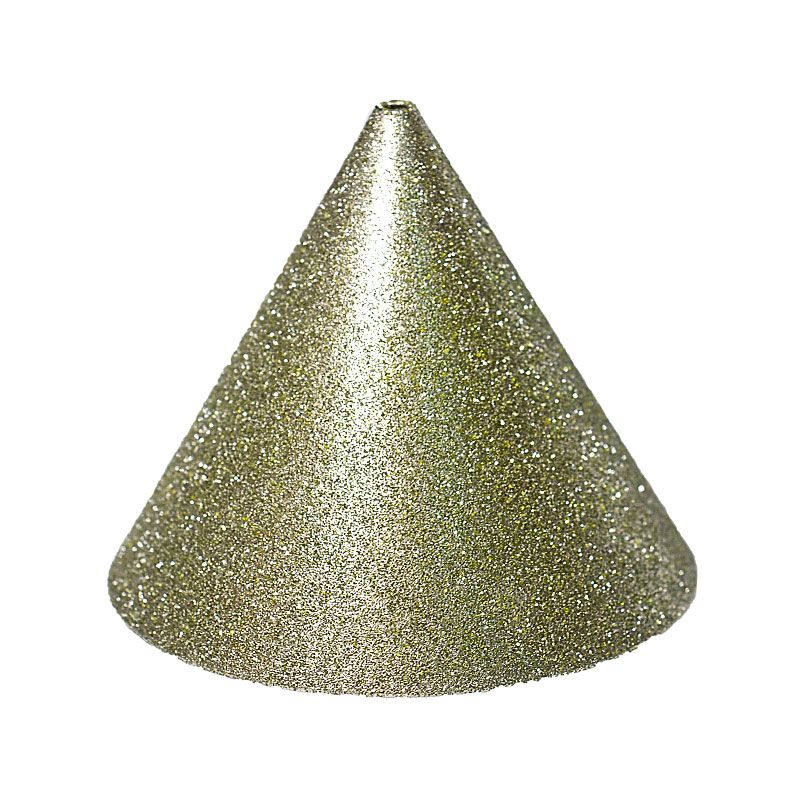 60 Degree Included Angle Coarse Diamond Cone
