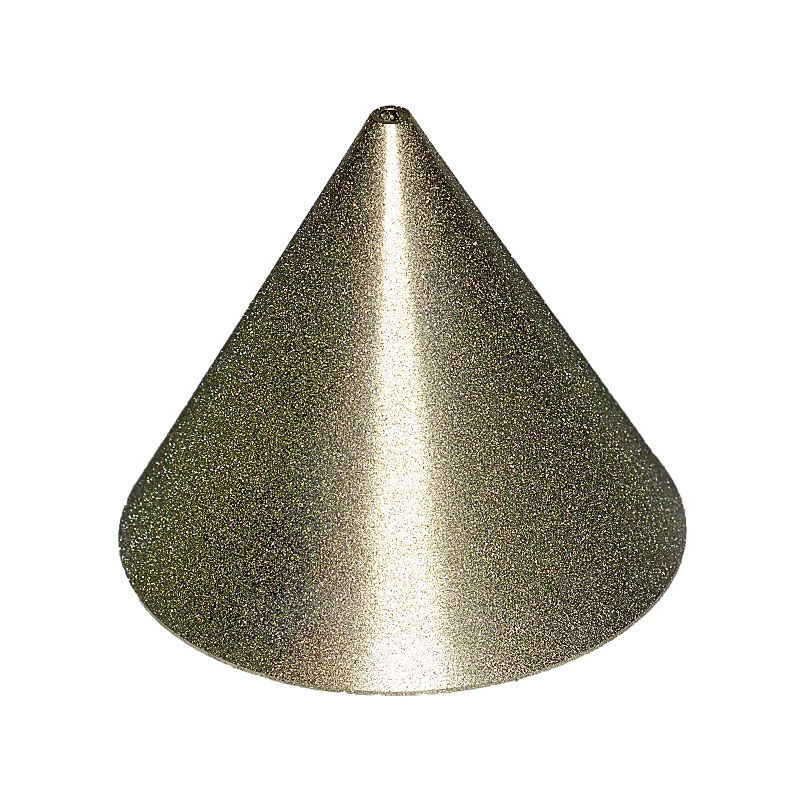 60 Degree Included Angle Medium Diamond Cone
