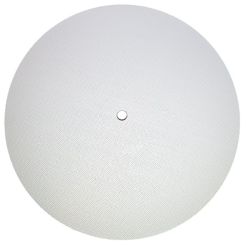 24 Inch Perforated Synthetic Felt Polishing Pad