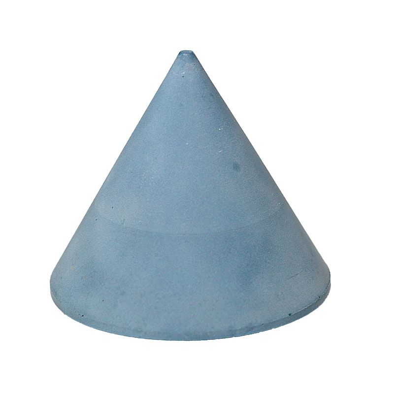 60 Degree Included Angle 1200 Grit Resin Diamond Smoothing Cone
