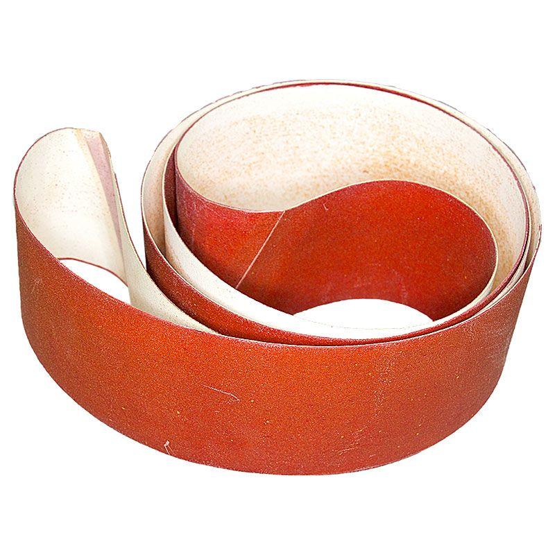 4 Inch x 106 Inch 600 Grit Resin Diamond Smoothing Belt