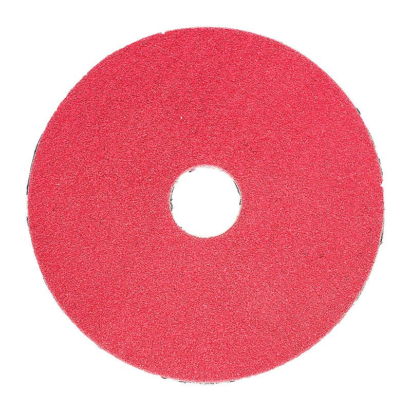 5 Inch Velcro Backed 600 Grit Resin Diamond Smoothing Disk