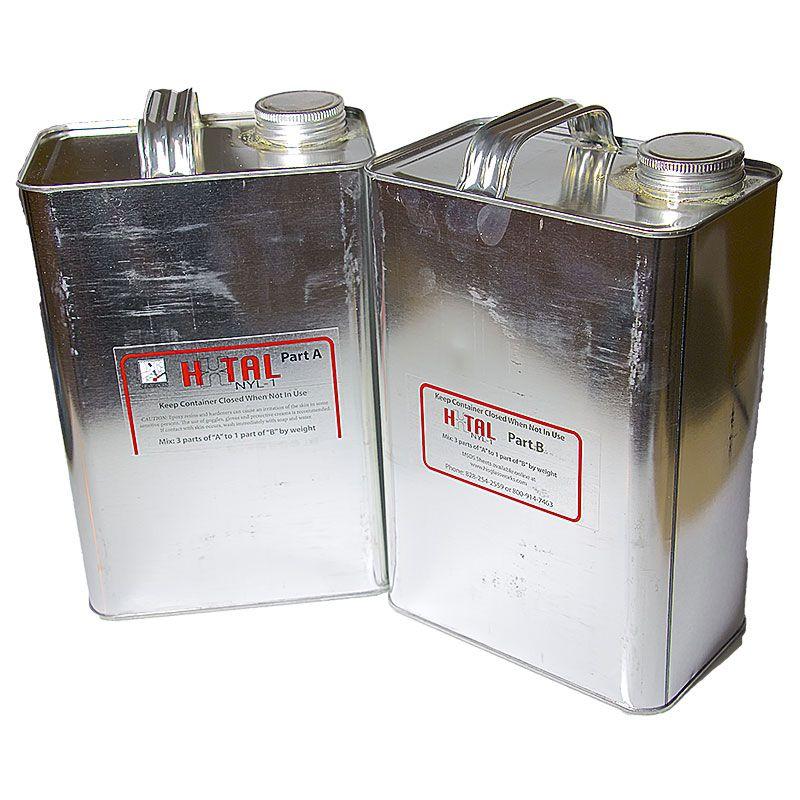 HXTAL NYL-1 Epoxy Adhesive 10 Pound Kit