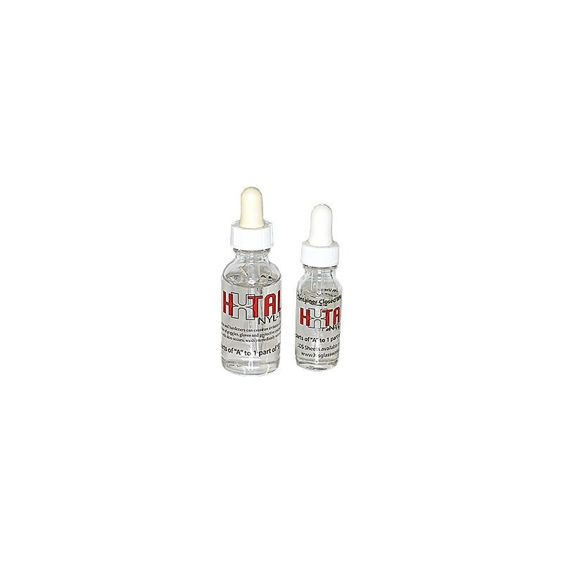 HXTAL NYL-1 Epoxy Adhesive 1.3 ounce Kit