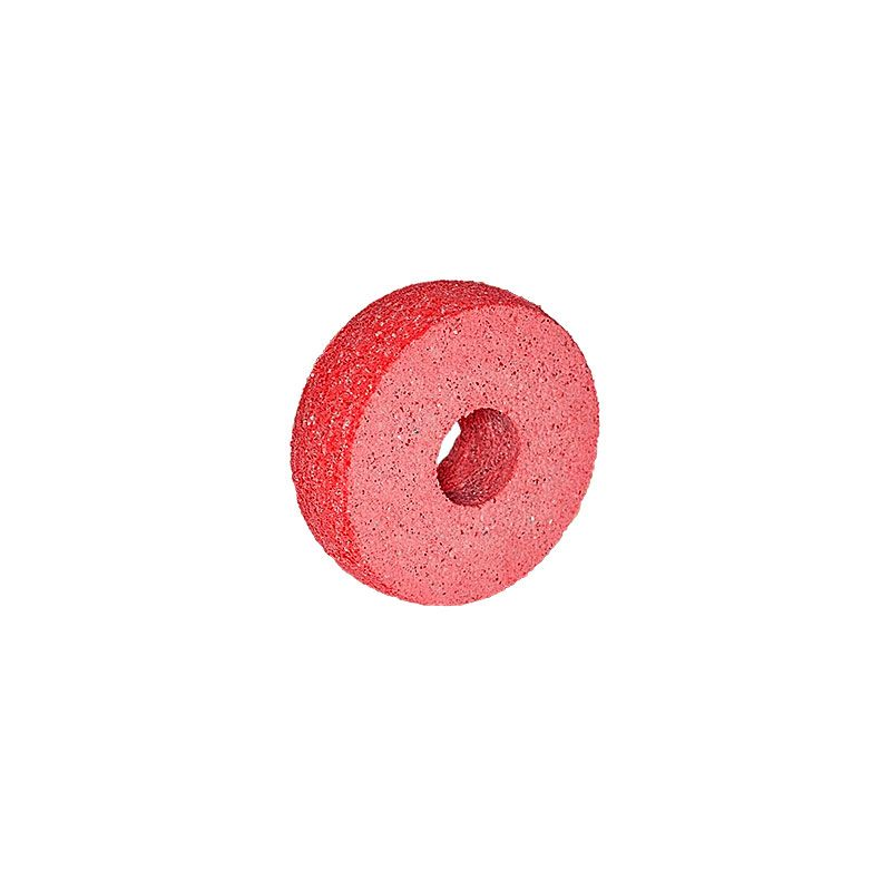 3 Inch x 1 inch Radiused Edge Polpur Pink Wheel