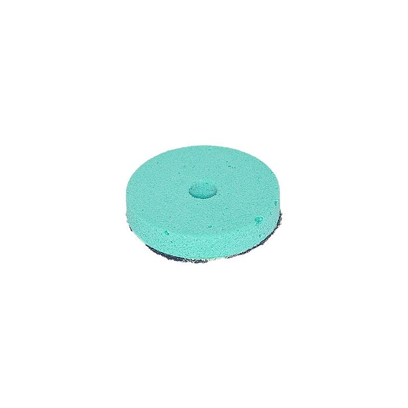 Polpur Lapi-T 2 Inch Green Velcro Backed Disk