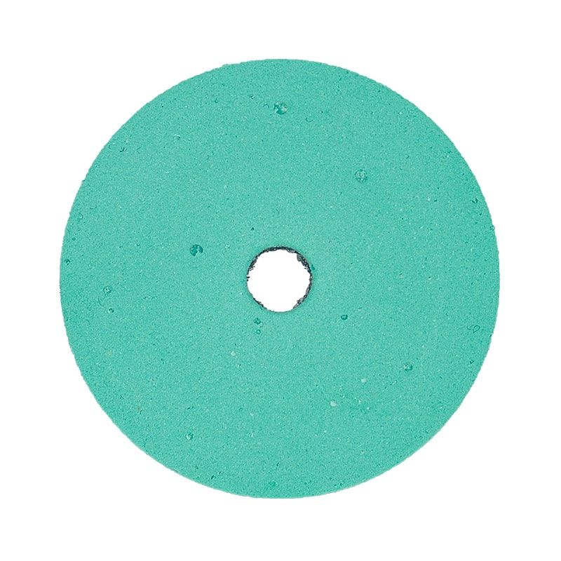 Polpur Lapi-T 4 Inch Green Velcro Backed Disk