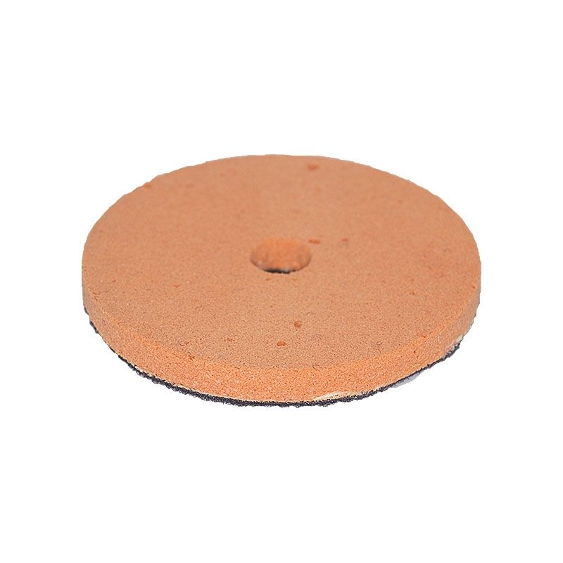 Polpur Lapi-T 4 Inch Orange Velcro Backed Disk