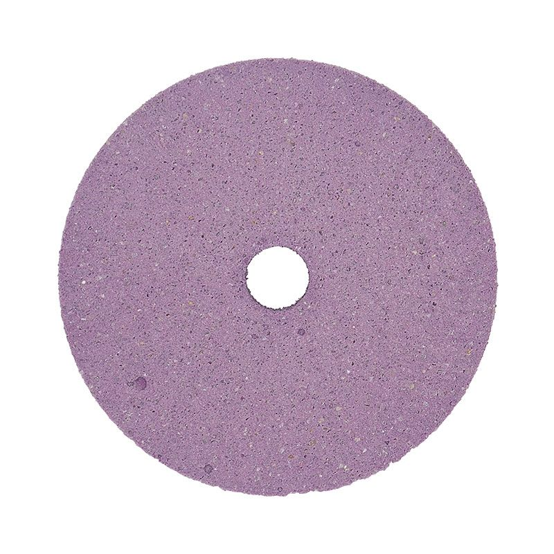 Polpur Lapi-T 4 Inch Violet Velcro Backed Disk