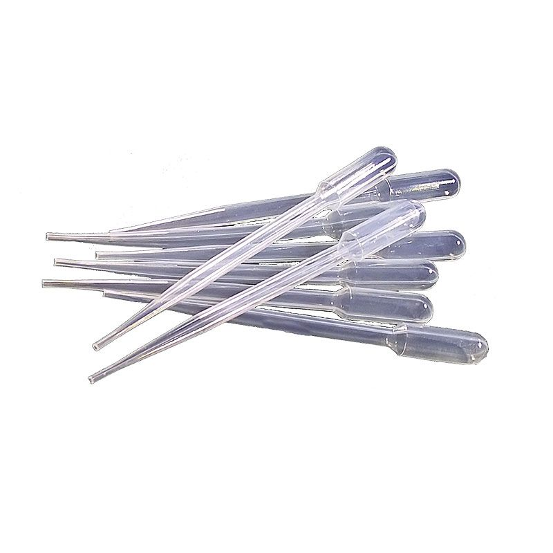 Plastic Bulb Pipets (Pack of 25)