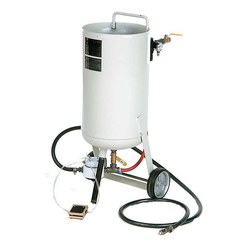 Cyclone PT-100SK Pressure Pot Sandblaster