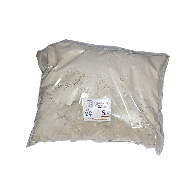 5 Pound 2F Medium Fine Grade Pumice