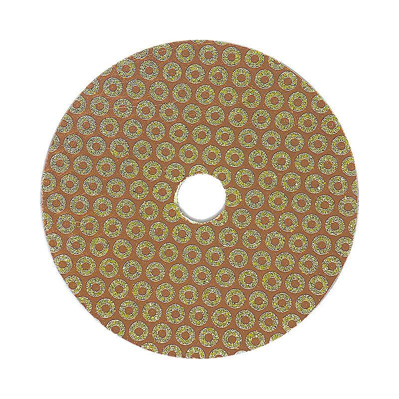 4 Inch Velcro Backed 30 Grit Baby Rok Diamond Disk
