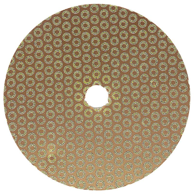 5 Inch Velcro Backed 50 Grit Baby Rok Diamond Disk