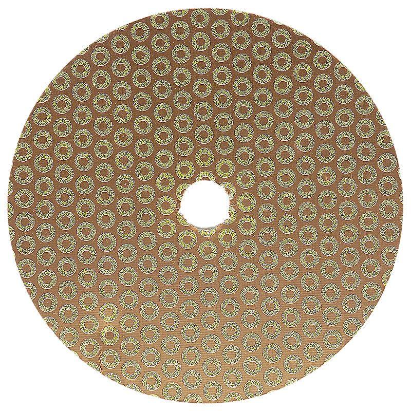 5 Inch Velcro Backed 50 Grit Baby Rok Diamond Disk