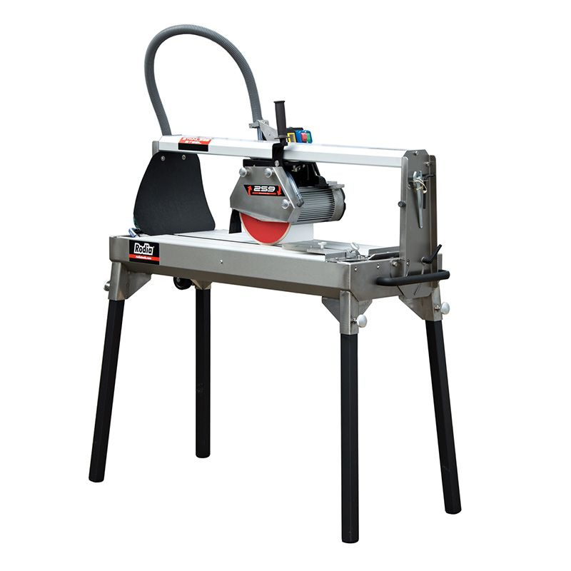 Rodia 259RS Water Fed Bridge Saw