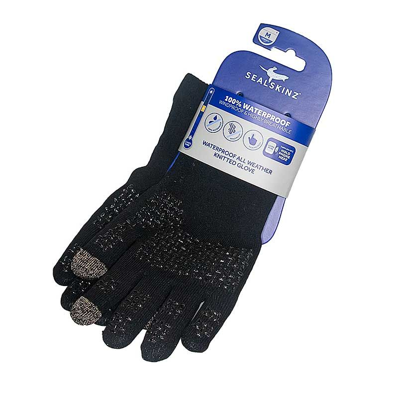 SealSkinz Medium Waterproof Gloves
